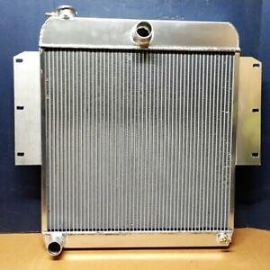 54 55 56 1954 1955 1956 DODGE PICKUP TRUCK STOCK V8  MOTOR RADIATOR
