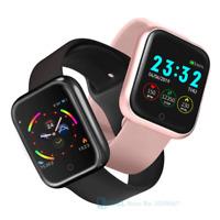 2.5D IPS Bluetooth Smartwatch I5 Herzfrequenz Pulsuhr Fitnessarmband iOS Android