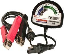 Tecmate Optimate 12V battery charger & tester motorcycle harley honda buell