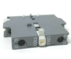 ABB CDL5-01 Auxillary Contact Block Contactor