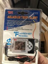 KollerCraft TOM Aquarium Temp Alert Digital Thermometer for Fish Tank