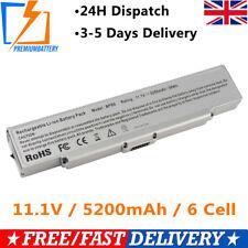 Battery for SONY VAIO VGN-NR38E/S VGN-NR38M/S VGN-NR32Z/S NR32Z/T VGP-BPS9/SBPL9