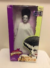 Universal Studios Monsters Bride Of Frankenstein Hasbro Signature Series MIB...