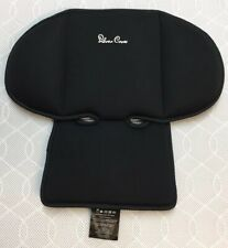 Silver Cross Simplicity Car Seat Head Support Black Hugger Cushion Black