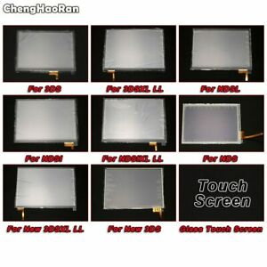 CheTouch Screen Glass Digitizer Lens Compatible with Nintendo 3DS XL LL New 3DSX