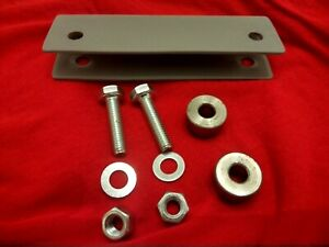 Mounting bracket to fit Ferguson TE20 Bonnet stay, comes with spacers and bolts