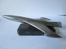 1953 Ford Zephyr plane car mascot.hood ornament.bonnet mascot