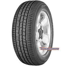 KIT 4 PZ PNEUMATICI GOMME CONTINENTAL CROSSCONTACT LX SPORT FR AO 235/55R19 101H