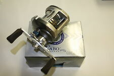 QUANTUM CABO CBC20 Conventional Casting Reel - EXCELLENT W/BOX
