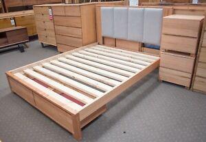 Flagstaff - 3 Piece Bedroom Suite - Solid Tasmanian Oak Timber