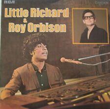 LITTLE RICHARD & ROY ORBISON - LP