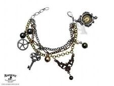 Mrs. Hudson's Cellar Keys Steampunk Bracelet - Alchemy Gothic - Alchemy Empire