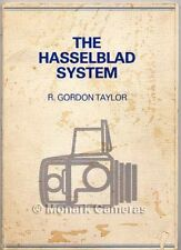 The Hasselblad System, 1979 Book by R Gordon Taylor, Rare but in Poor Condition