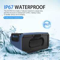 40W 6600 MAh Outdoor IP67 Waterproof NFC Connect Subwoofer TWS Bluetooth Speaker