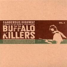 """Buffalo Killers -Dangerous Highway Vol. 4 7"""" NEW eddie hinton tribute black keys"""