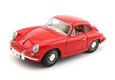Bburago Porsche 356 B (1961) Rot 1:18