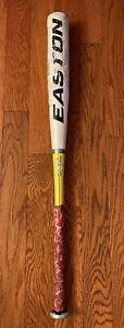 "USED Easton XL3 33/30 (-3) 2 5/8"" BBCOR Alloy Baseball Bat BB11X3 HOT POP"