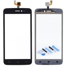 Reparatur Displayglas Touch Screen für Wiko Lenny Digitizer Schwarz Touch Glas
