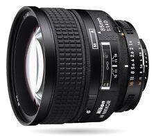 Nikon 85mm f/1.4 D AF Nikkor Lens for Nikon Made Japan -Fedex to USA