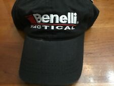 Benelli Logo Hat Tactical  Black White  Unique