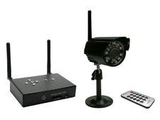 Kit Videosorveglianza IP con DVR 1 Videocamera Wireless Ip65 AVIDSEN 123162