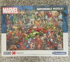Marvel Impossible Puzzle. Sealed.