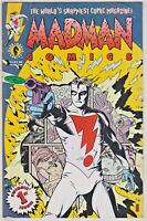 MADMAN COMICS#1 VF/NM 1994 MIKE ALLRED DARK HORSE COMICS