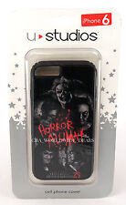 NEW Universal Halloween Horror Nights 2015 HHN 25 Horror Alumni iPhone 6/6S Case