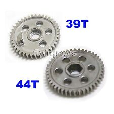 HSP Throttle Gear Upgrade Steel Diff. 39T 44T Gear 02040 02041 for 94122 94102