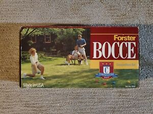 Forster Bocce Ball Set Lawn Yard Game - USA