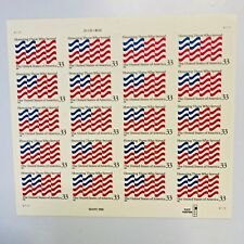 Scott #3331 Pane of 20 Honoring Those Who Served Stamps 33 Cent