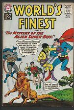 1962 DC  World's Finest #124 VF