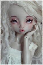 1/6 bjd doll cute baby girl free eyes+face make up resin figure toys