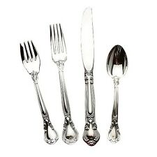 Chantilly by Gorham Sterling Silver individual 4 piece Place Size place Setting