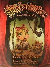 Signed Evangeline Lilly The Squickerwonkers by 2014 Hc 1St/1St The Wasp!