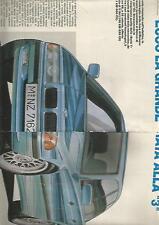 """SP53 Clipping-Ritaglio 1991 Bmw Serie 7 La grande ispirata alla """"3"""""""