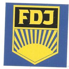 25 autocollant FDJ stickers punk rda Ossi zone Allemagne orientale Honecker sed stasi