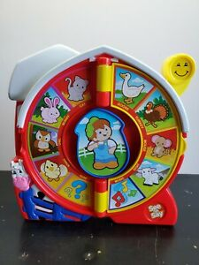 Vintage 2003 Mattel See N Say Preschool Learning Tool For Kids