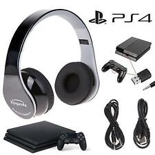 Bluetooth Wireless Folding Gaming Headset Headphone HIFI Stereo Earphone for Ps4
