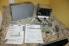 Jvc Kw-Xc550 & The Chx350 - Car Stereo And Cd Changer Combo