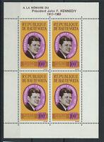 Haute-volta Bloc N° 2** (MNH) 1964 - John F. Kennedy