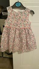 Baby Girl Floral Party Dress 6-9 Months Primark