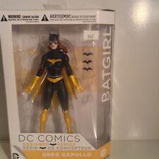 DC comics Batgirl Designer series Greg Capullo