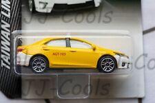 Majorette Toyota Corolla Altis 2013 Taiwan Limited Taxi [1:61]