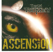 Ian Toomey - Ascension . Bitches Sin ( CD ) 2015. EXCLUSIVE ADVANCE RELEASE COPY