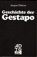 Geschichte der Gestapo  Jacques Delarue NEU, ungelesen