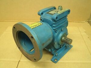 Cone-Drive MHO20-2 1750RPM 40:1 Reducer