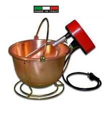 Botta: paiolo elettrico cm.26 (4 Lt.) per polenta, marmellate(made in Italy) 5W