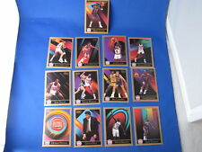 1990-91 Skybox Detroit Pistons Team Lot Of 40 Sets B5366
