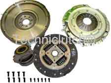 DUAL TO SINGLE MASS FLYWHEEL AND CLUTCH KIT WITH CSC FOR OPEL CORSA 1.7CDTI 1.7